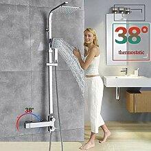 Duschsystem Duschset Duschsystem Chrom Duschset