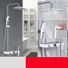 Duschsystem Duschzubehör Temperaturregelung