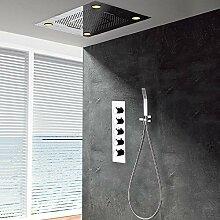 Duschsystem,Multifunktional Dusche mit konstanter
