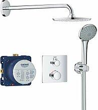 Duschsystem Unterputz mit Rainshower Cosmopolitan