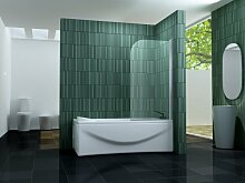 Duschtrennwand ONE (Badewanne)