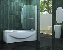 Duschtrennwand SAILO (Badewanne)