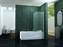 Duschtrennwand SOLTO (Badewanne)
