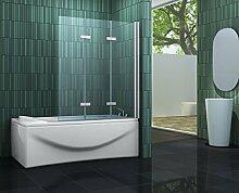 Duschtrennwand VARIO (Badewanne)