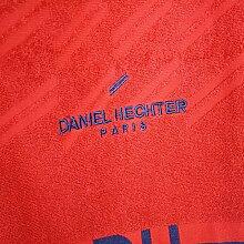 Duschtuch 70x140 cm Daniel Hechter Rot, Baumwolle Walkfrottier, Bad, Strand, Sauna, Hallenbad, Freibad