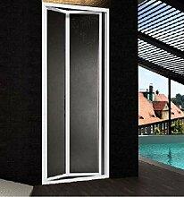 Duschtür für Nische Öffnung Zwei Türen Buch
