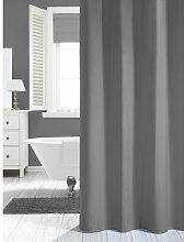 Duschvorhang ClearAmbient Farbe: Grau