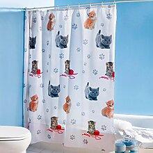 Duschvorhang Kätzchen, Badzugehör