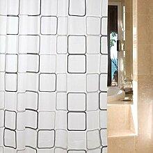 Duschvorhang PEVA Duschvorhang/Kunststoff