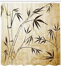 Duschvorhang Pflanze