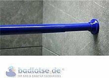 Duschvorhang-Stange 75/80/90/100/110/125 cm Ø 25