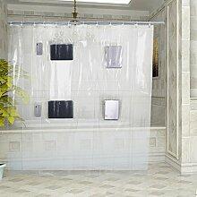 Duschvorhang Wasserabweisender Shower Curtain
