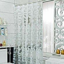 Duschvorhang wasserdicht Vorhang Vorhang Bad
