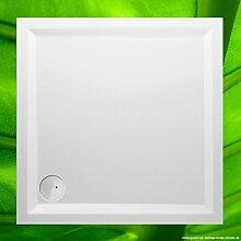 Duschwanne 120x120 Duschwannen 120x120 Quadrat Duschbadewanne 120x120x2,5 cm