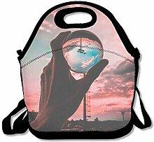 Dusk Ball Customized Isolierte Neopren Lunch Bag