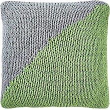 Dutch Decor Kissen Chelsey 45x45 cm grün -