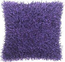 Dutch Decor Kissen Ottawa 45x45 cm violett -