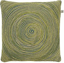 Dutch Decor Kissen Rolga 45x45 cm grün -