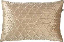 Dutch Decor Kissen Sprexa 40x60 cm Gold -