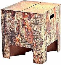 Dutch Design Chair Hocker im Baumstumpfdesign