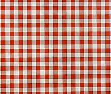 Dutch Wallcoverings 1163–4Diamant Tapete–Rot/Weiß