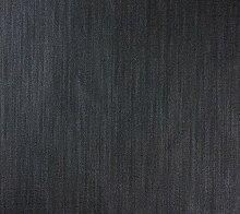 Dutch Wallcoverings 208078Uni Tapete, Schwarz
