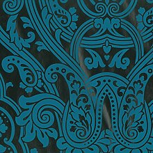 Dutch Wallcoverings 7196–5 Paisley Design