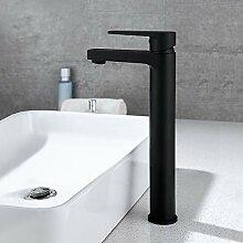 DUTRIX schwarz Wasserhahn Bad einhandarmatur