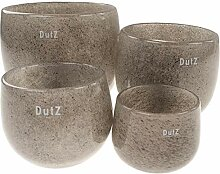 Dutz Collection Vase Pot Farbe New Grey,