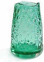 Dutz Vase Vase CIOBURI H15 D9 Jungle Green