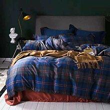 Duvet Cover Baumwollbettwasche Gunstig Online Kaufen Lionshome