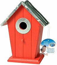Duvo + Nistkasten für Vogel-Garten