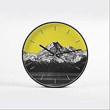 DW HCKK M&T Wanduhr Mute auf bildende Kunst Uhr