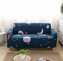 DW&HX Anti-rutsch Stretch sofabezug,1 stück