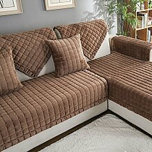 DW&HX Flanell Sofa slipcover möbel Protector für
