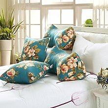 DW&HX Kissen am Bett Kissen Schwebende Fenster