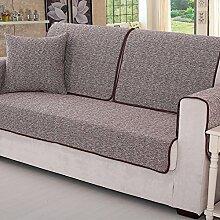DW&HX Leinen sofa slipcover,Sofa slipcover möbel