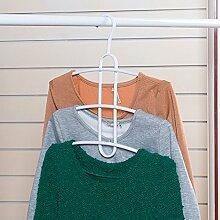 DW&HX Multi-Layer-kleiderbügel,Multifunktion