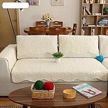DW&HX Reine Farbe Sofa möbel Protector für