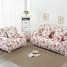 DW&HX Volltonfarbe Sofa slipcover,Möbel-Protektor