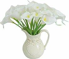 DWLXSH Künstliche Blumen, Kunstblumen Künstliche