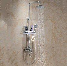 Dwthh 1 Set Dusche Wasserhahn Set Bad