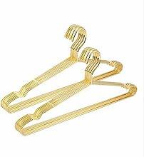Dwthh 45 cm Gold Starke Metalldraht Kleiderbügel