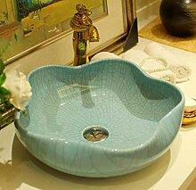 dwthh Bad Keramik Waschbecken China Waschbecken