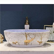 dwthh Jingdezhen keramik kunst gegenbecken bad