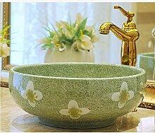dwthh Jingdezhen keramik waschbecken waschbecken