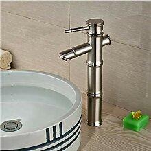 Dwthh Luxus Bambus Form Aufsatzbecken Waschbecken