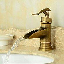 Dwthh Messing Einhebel Wasserhahn Küche Bad