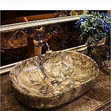 dwthh Oval Bad Garderobe Porzellan Waschbecken