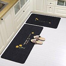 DWW Küche Teppiche langer Streifen von Wasser